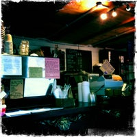 Photo taken at Taylor St Baristas by Dan T. on 1/17/2013
