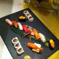 Photo taken at Morimoto Napa by Nancy P. on 9/14/2012