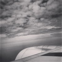 Photo taken at On The Plane by Yansen S. on 1/9/2014