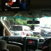 Photo taken at Jalan Raya Tanah Kusir by kikky w. on 6/12/2013