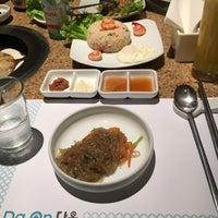 Photo taken at Da On Fine Korean Cuisine by Najeeha F. on 8/6/2016