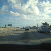 Photo taken at Interstate 95 & 95th Street by Kami M. on 11/18/2012