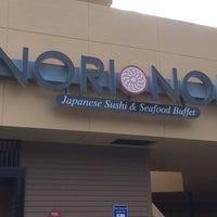 รูปภาพถ่ายที่ Nori Nori Japanese Buffet โดย Steve W. เมื่อ 10/24/2013