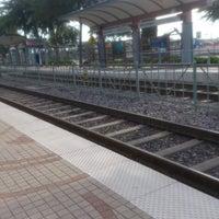 Photo taken at Bush Turnpike Station (DART Rail) by Rene M. on 6/3/2013