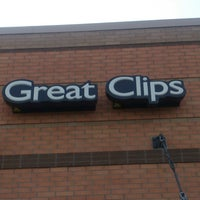 Photo taken at Great Clips by Rene M. on 4/6/2013