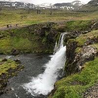 Photo taken at Kirkjufellsfoss by Marcella M. on 6/15/2017
