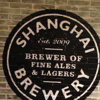 Photo taken at Shanghai Brewery by Say S. on 1/21/2013