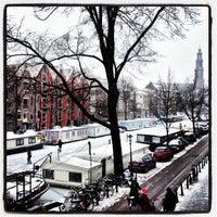 Foto tomada en Prinsengracht por Ben N. el 1/26/2013