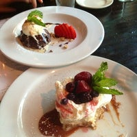 Photo taken at Apothecary Cafe & Wine Bar by Martha on 9/8/2013
