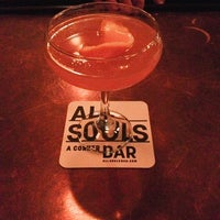 Photo taken at All Souls Bar by Caroline B. on 12/8/2013