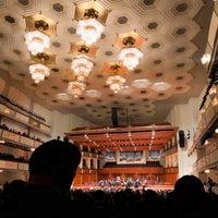Das Foto wurde bei Kennedy Center Concert Hall - NSO von Caroline B. am 4/22/2018 aufgenommen