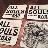 Photo taken at All Souls Bar by Caroline B. on 10/14/2016