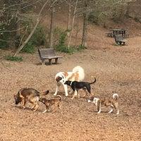 Photo taken at Oakhurst Dog Park by Ed A. on 3/27/2017