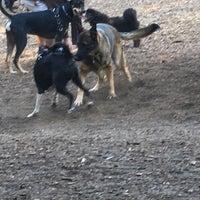 Photo taken at Oakhurst Dog Park by Ed A. on 10/25/2016
