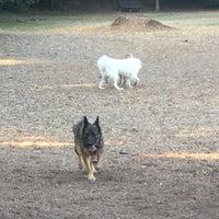 Photo taken at Oakhurst Dog Park by Ed A. on 10/19/2016