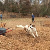 Photo taken at Oakhurst Dog Park by Ed A. on 1/14/2017