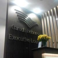 Photo taken at Garuda Indonesia Executive Lounge by Djoko S. on 6/9/2014