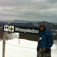 Photo taken at Sugar Mountain by K. M. on 1/27/2013