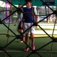 Photo taken at T3 Soccer Academy by Novi A. on 2/28/2014
