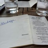 Photo taken at Bodega Restaurant by Fatema H. on 8/24/2013