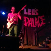 Photo taken at Lee's Palace & The Dance Cave by Fatema H. on 4/28/2013