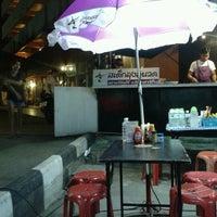 Photo taken at สเต็กลุงหนวด ซอยมัยลาภ by วอน น. on 10/22/2012