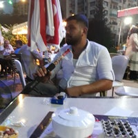 Photo taken at Saraybosna Cafe by Oğuz T. on 9/5/2017