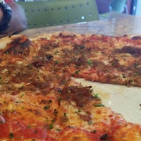 Photo taken at Sauce Pizza & Wine by chris m. on 6/4/2014