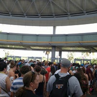 Photo taken at Universal CityWalk Security Checkpoint by Aldiux A. on 7/10/2016