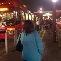 Photo taken at Metrobus Rio Mayo by Aldiux A. on 12/15/2013