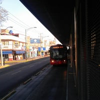Photo taken at Metrobus Rio Mayo by Aldiux A. on 1/20/2013