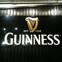 Photo taken at Guinness Storehouse by Kevin H. on 1/18/2013
