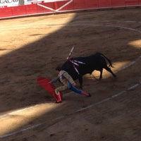 Foto tomada en Plaza de Toros Nuevo Progreso por Gabriela O. el 3/3/2013