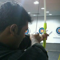 Photo taken at Stanley's Archery by Sudeep P N. on 11/12/2012