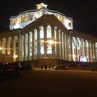 Photo taken at Центральный академический театр Российской армии by Arsen P. on 4/26/2013