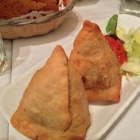 Photo taken at Brick Lane Curry House by Frank A. on 2/16/2013