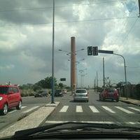 Photo taken at Avenida Guido Aliberti by Marcio V. on 12/24/2012