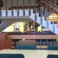 Photo taken at Newton Gresham Library by Montana H. on 1/19/2014