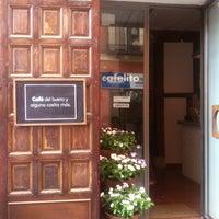 Foto tomada en Cafelito por Felipe C. el 8/6/2014