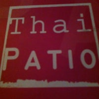 ... Photo Taken At Thai Patio By Craig W. On 1/9/2013 ...