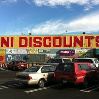 Photo taken at Union Discount Swapmeet by Craig W. on 1/7/2013