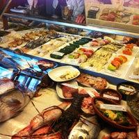 4/18/2013 tarihinde Ali Umut Y.ziyaretçi tarafından Yengeç Restaurant'de çekilen fotoğraf
