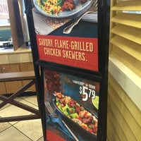 Photo taken at Pollo Tropical by J C. on 5/20/2016