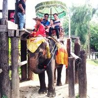 Photo taken at Chang Puak Camp by Joe V. on 12/8/2013