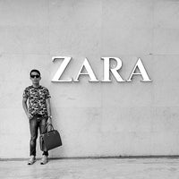 Photo taken at ZARA by Joe V. on 2/21/2015