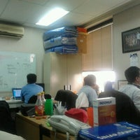 Photo taken at Bank Danamon Indonesia by Rio Yanuar P. on 9/18/2012