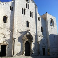 Photo taken at Basilica di San Nicola by Alexey T. on 12/27/2012