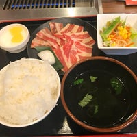 Photo taken at 安楽亭 練馬小竹町店 by Hagumi on 6/18/2018