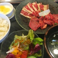 Photo taken at 安楽亭 練馬小竹町店 by Hagumi on 9/8/2016