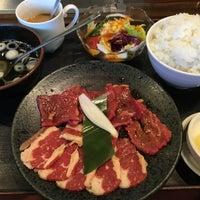 Photo taken at 安楽亭 練馬小竹町店 by Hagumi on 5/13/2016